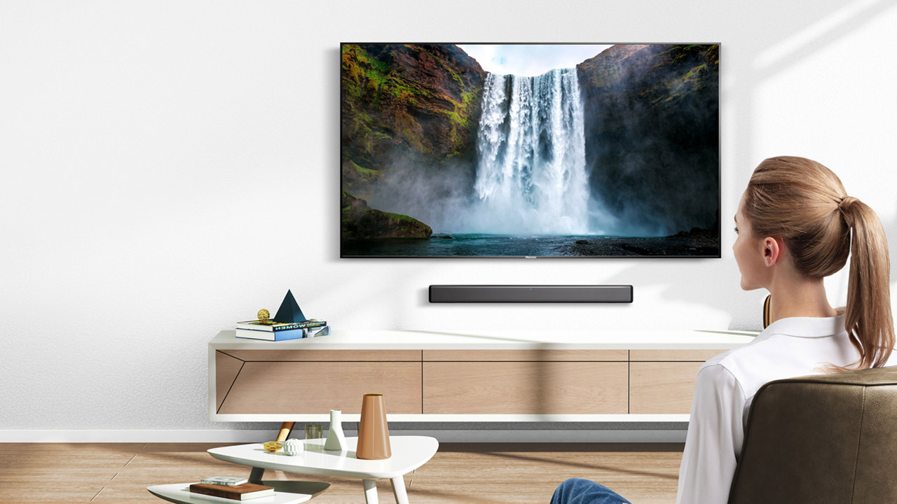 Soundbar Hisense HS214 prezzo specifiche