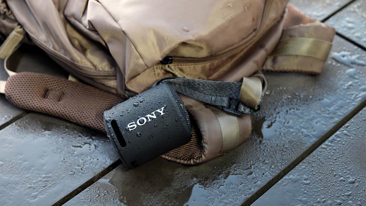 Il nuovo speaker wireless di Sony piccolo nelle dimensioni ma grande nel suono thumbnail