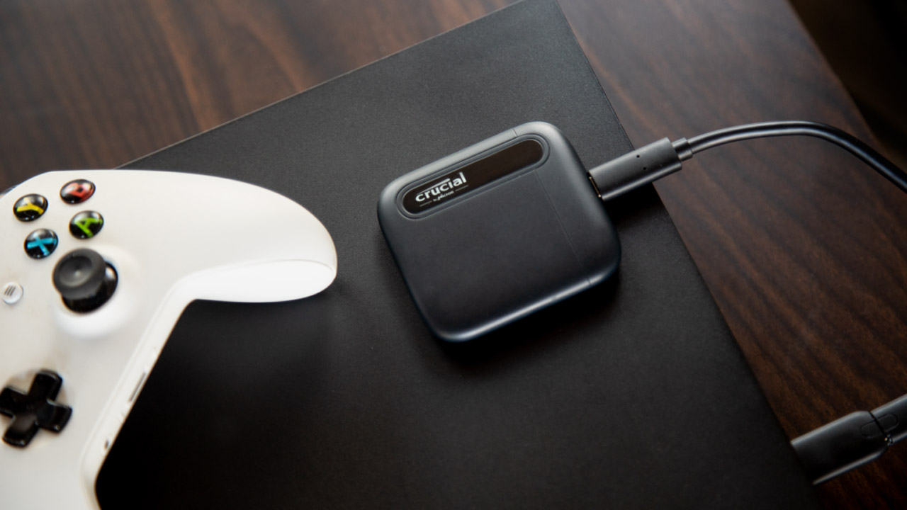 ssd portatili crucial x6 4tb 500gb