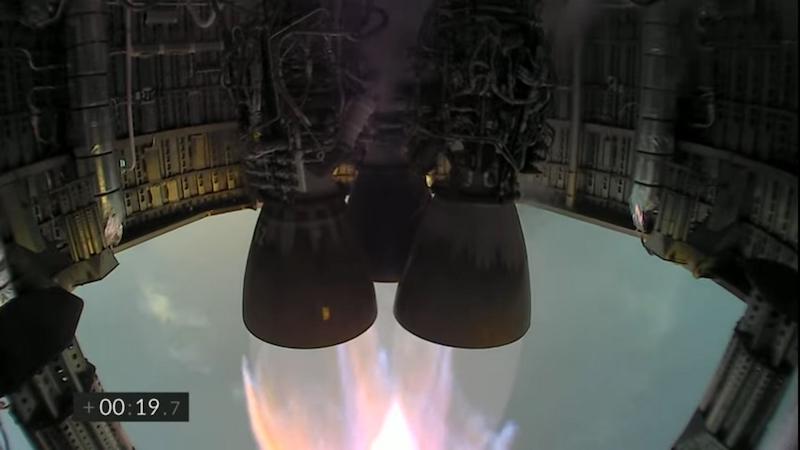 razzo di SpaceX esplode