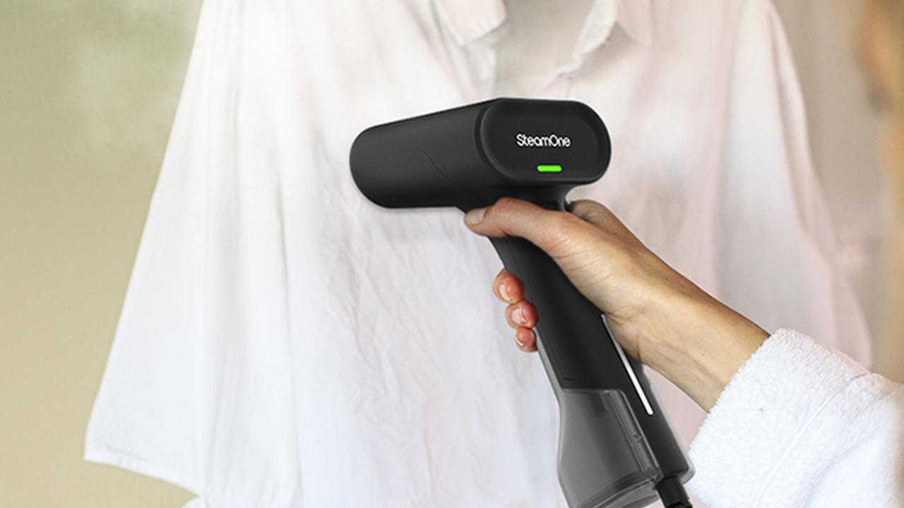 SteamOne presenta la nuova Serie DTC di stiratori a vapore portatili thumbnail