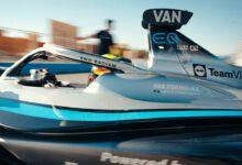 teamviewer sponsor mercedes formula e