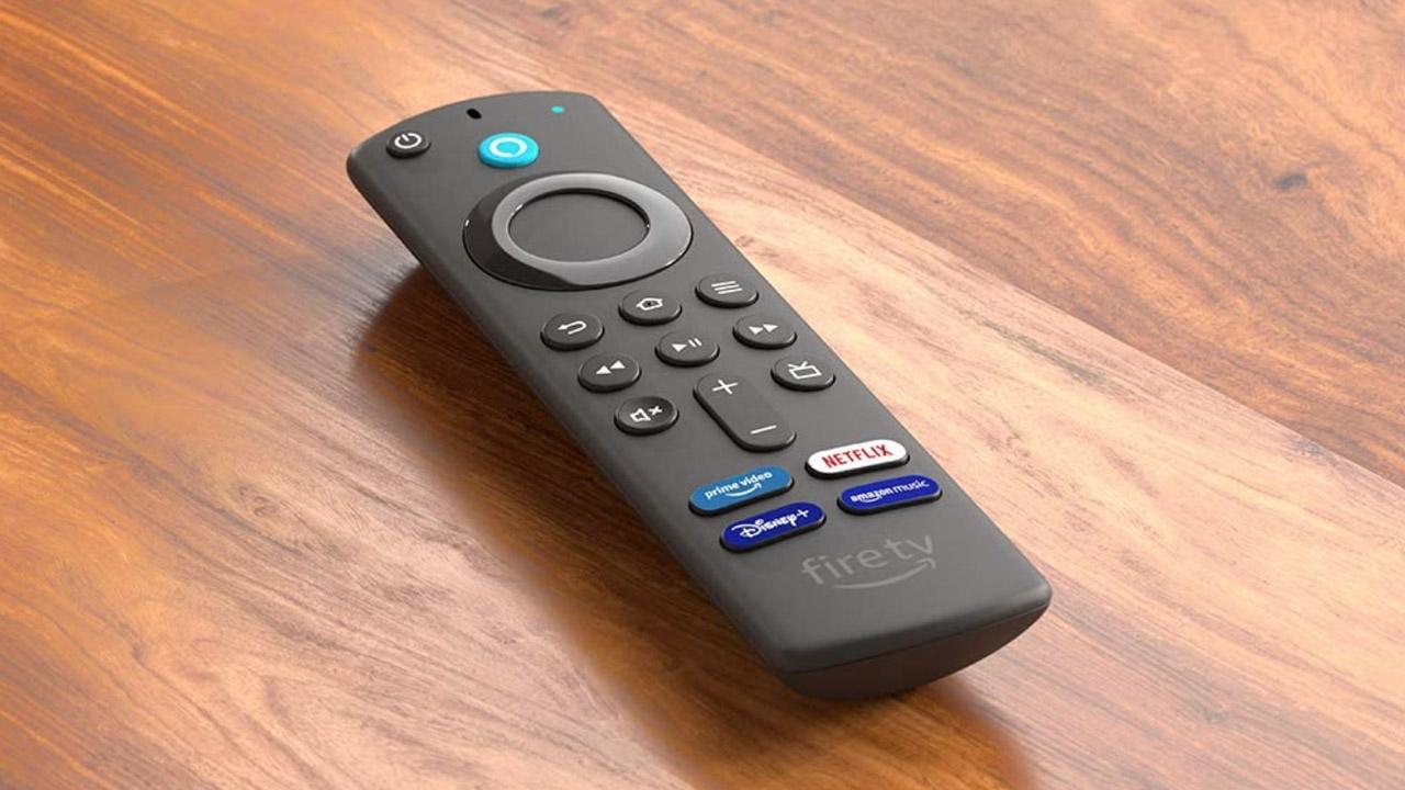 In arrivo il nuovo telecomando Fire TV con i pulsanti dedicati alle applicazioni thumbnail