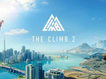 The Climb 2 logo