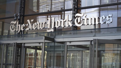 the new york times NFT