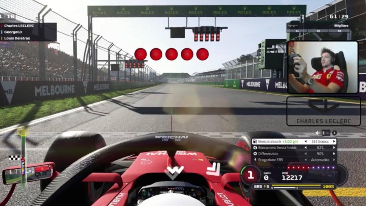 I piloti di Formula 1 sempre più protagonisti su Twitch thumbnail