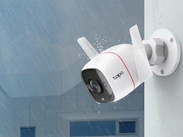 videocamera di sorveglianza da esterno - tp-link tapo c310