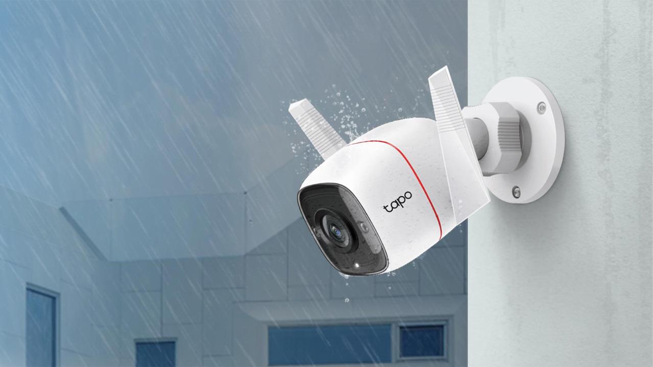 TP-Link presenta la nuova videocamera da esterno Tapo C310 thumbnail