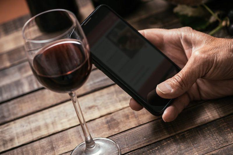 vino app