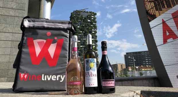 winelivery satispay