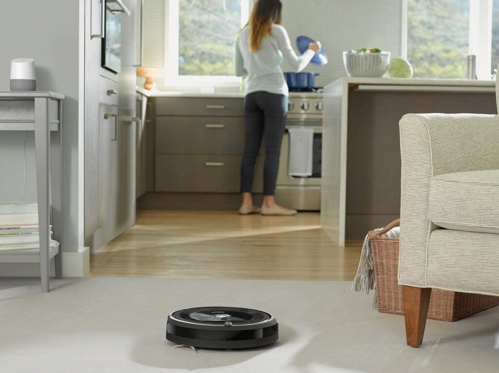 robot pulizia tra le offerte amazon
