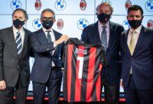 AC Milan BMW