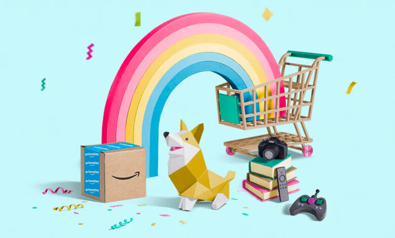 Amazon Prime Day 2021 data