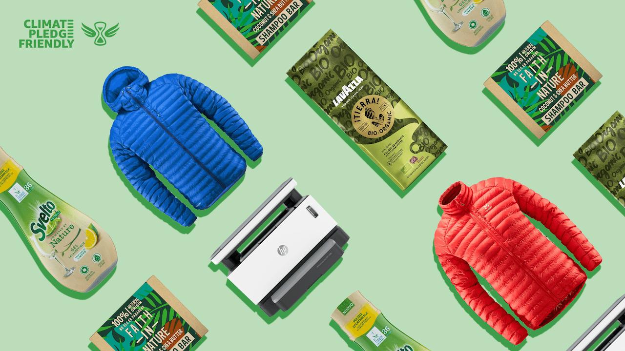 Amazon celebra la Giornata della Terra con una serie di proposte sostenibili thumbnail