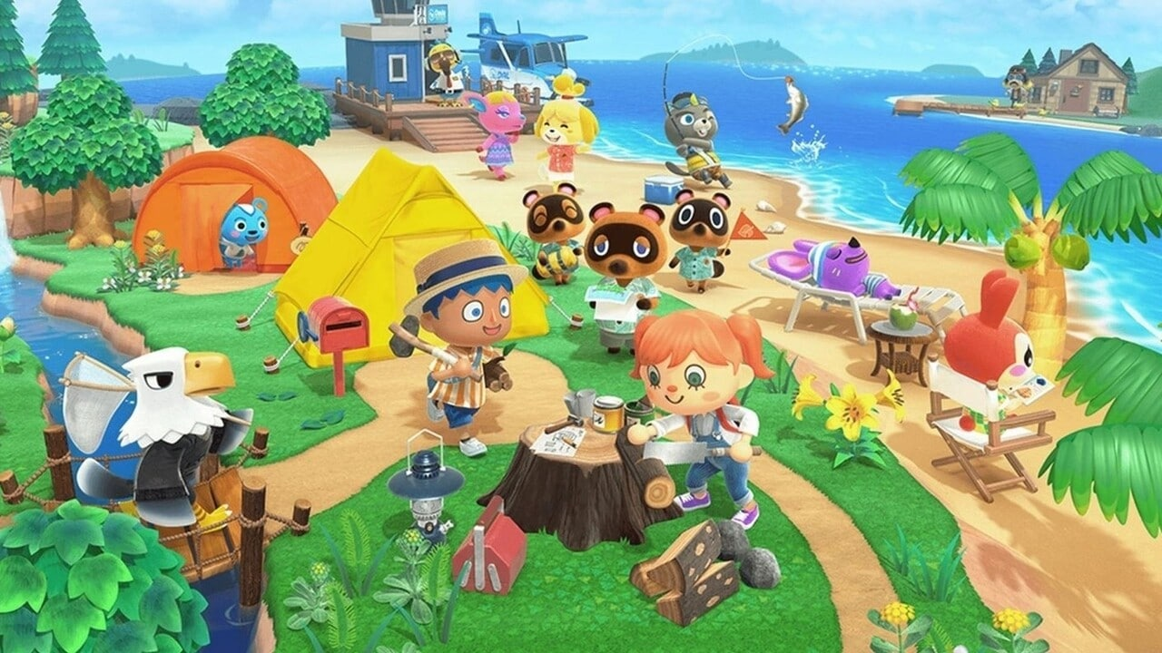 Animal Crossing è pronto per il ventesimo anniversario, ma come è nata la saga? thumbnail