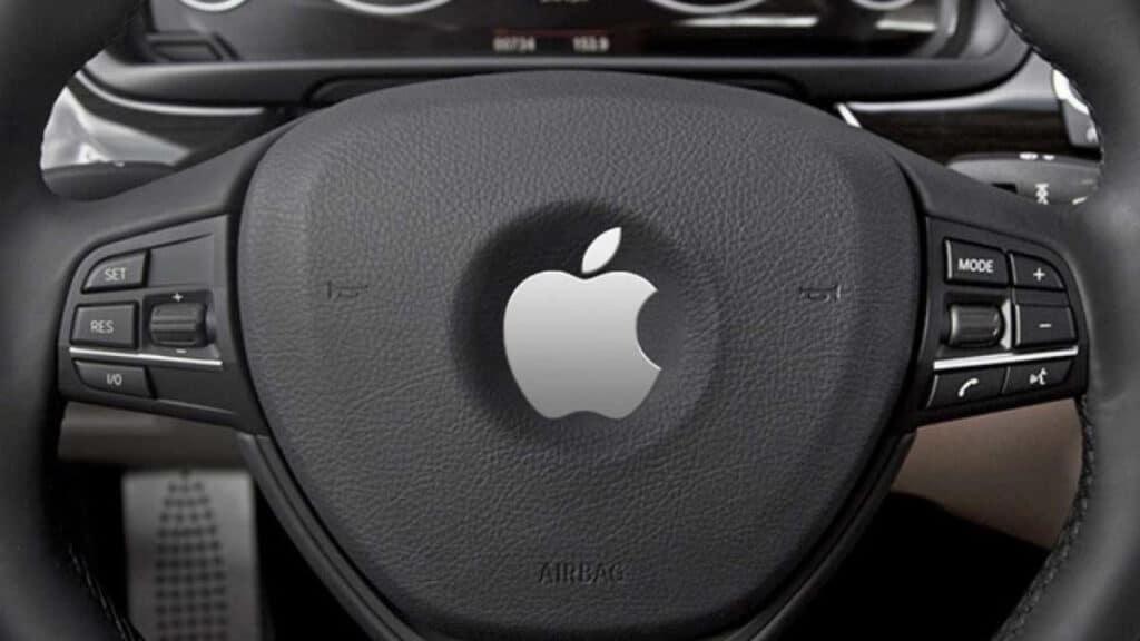 Apple Car accordo con LG