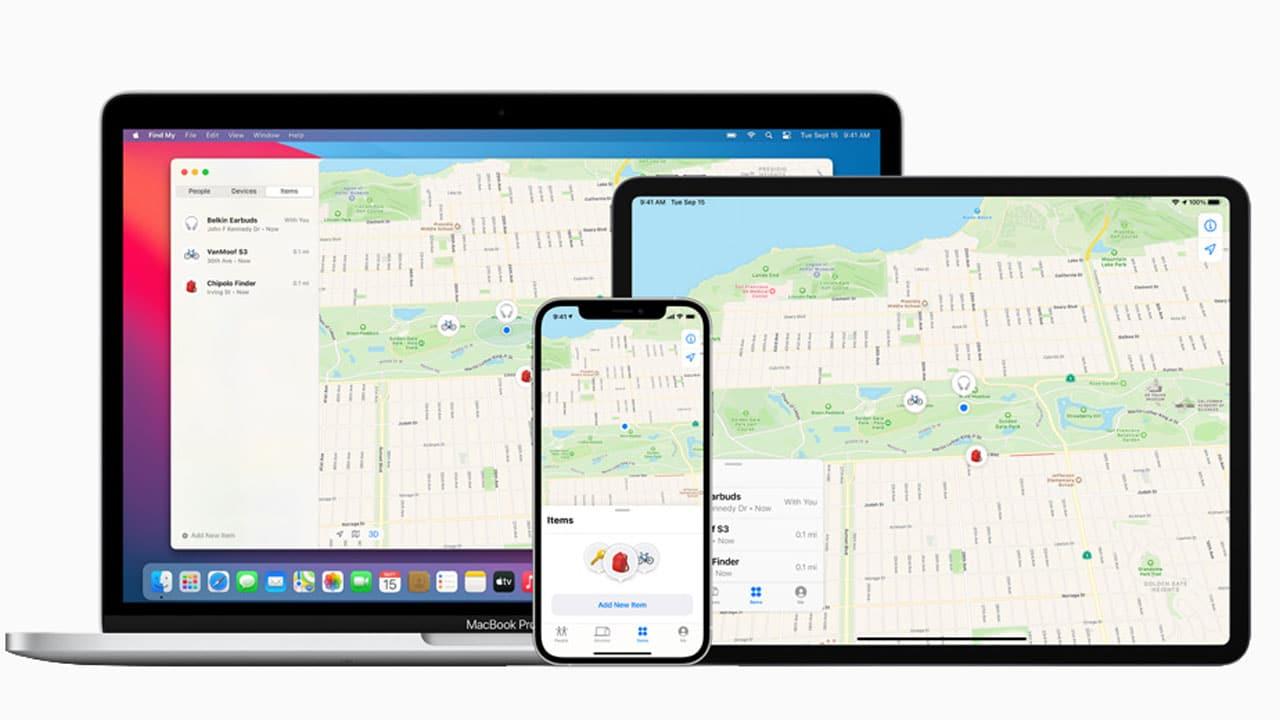 Con la rete Dov'è di Apple ora trovate davvero di tutto thumbnail
