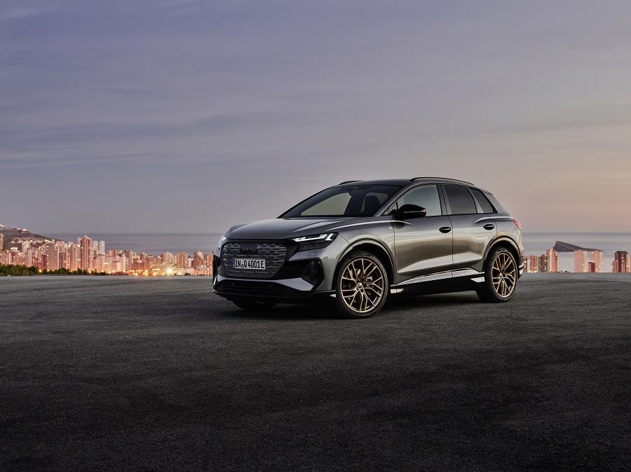 Audi Q4 e-tron 2021 frontale