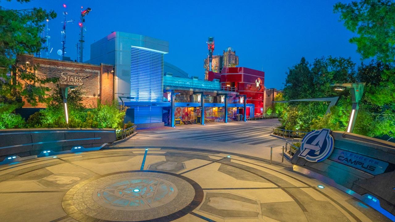 L'Avenger Campus aprirà a Disneyland il prossimo 4 Giugno thumbnail