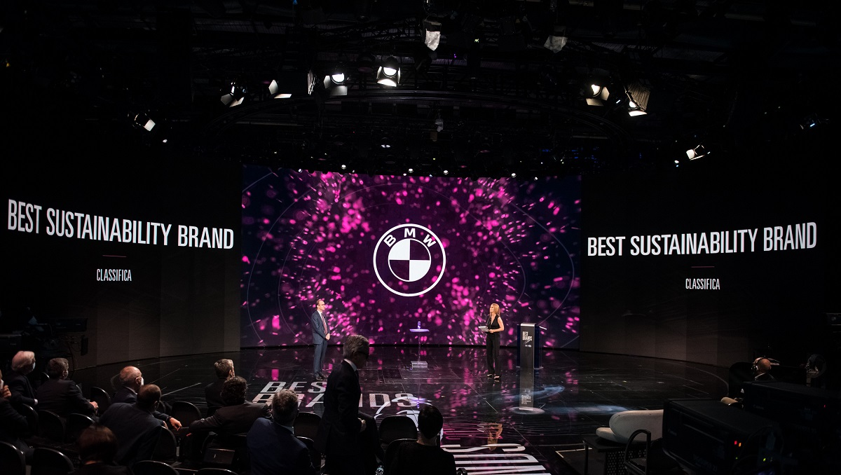 BMW conquista i BEST BRANDS 2021 thumbnail