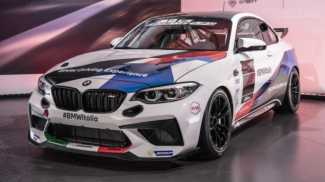 BMW M2 CS Racing Cup Italy, il nuovo monomarca della Casa di Monaco: auto, date e circuit thumbnail