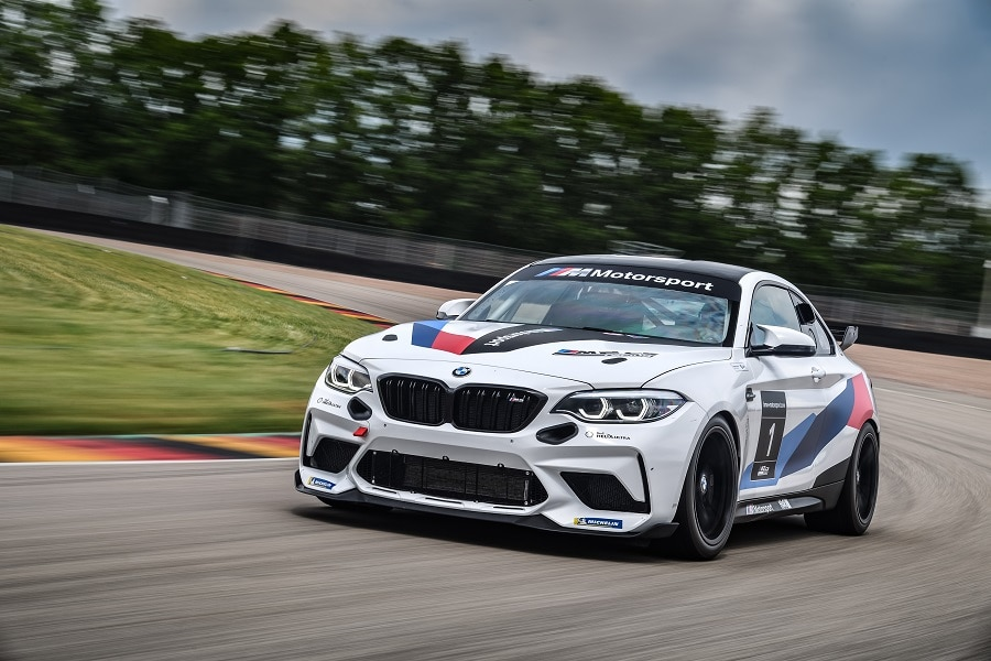 BMW M2 CS cup frontale1