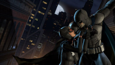 batman gratis telltale series
