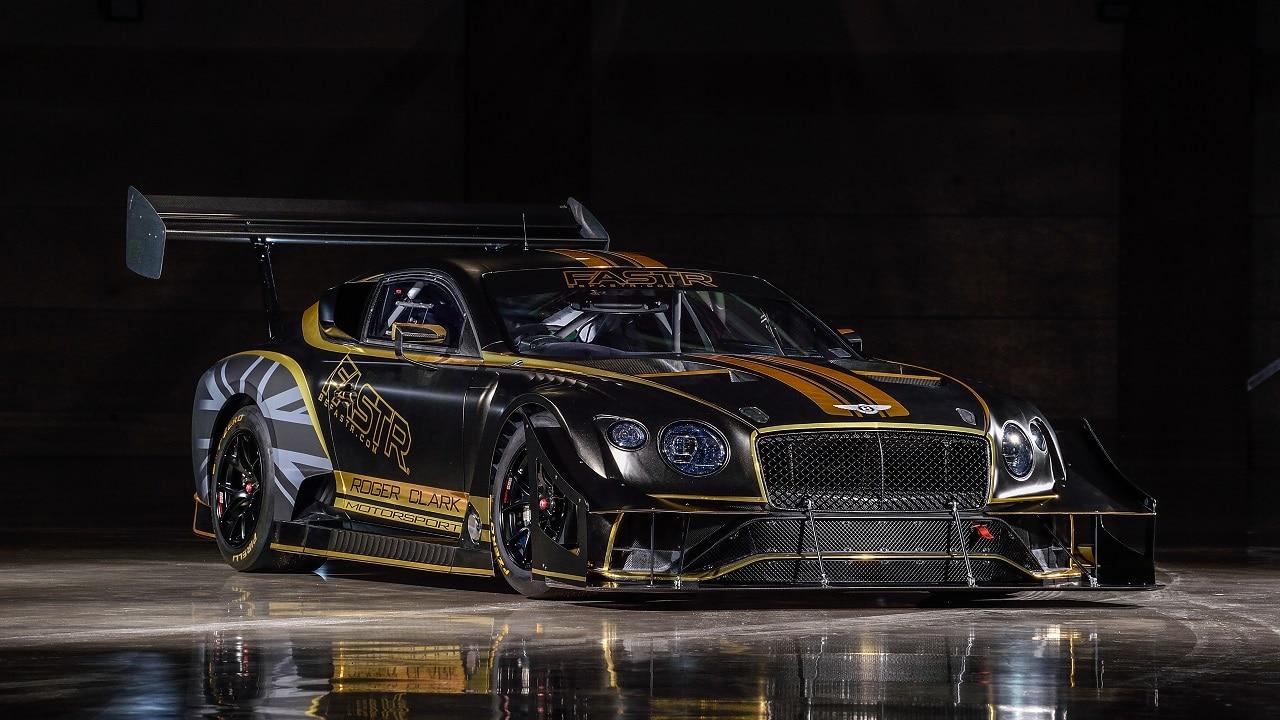 Bentley presenta la sua prima auto da corsa alimentata da biocarburanti ed e-fuel: correrà alla Pikes Peak 2021 thumbnail