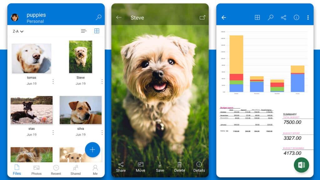 Bing e OneDrive per Android si aggiornano
