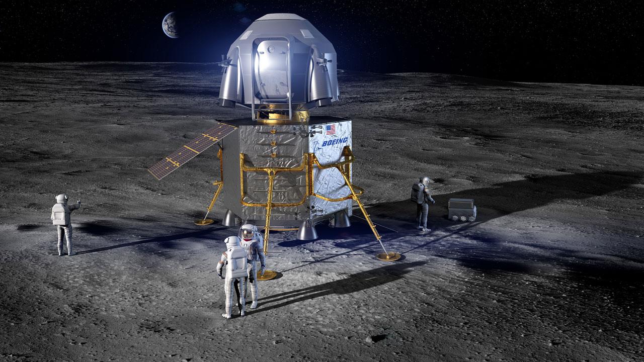 Blue Origin contro SpaceX: arriva il ricorso dopo la decisione della NASA thumbnail