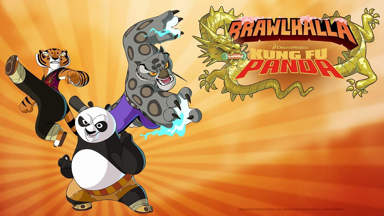 Kung Fu Panda della DreamWorks incontra Brawlhalla thumbnail