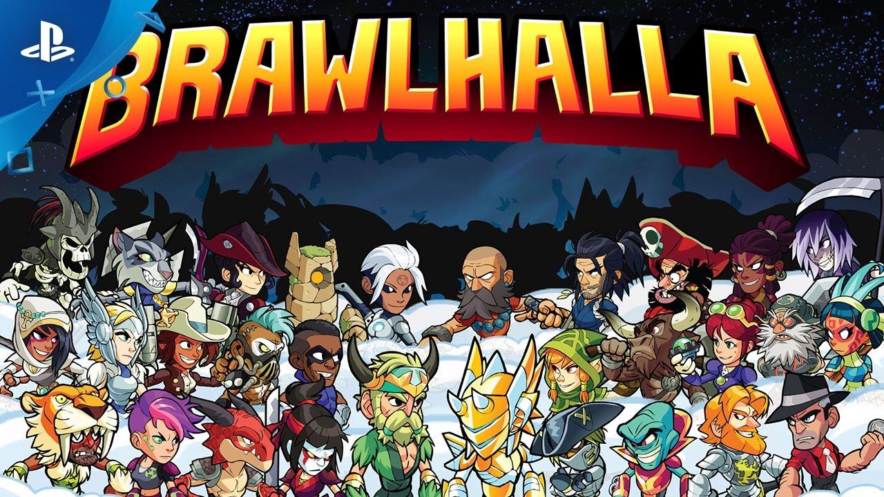 Brawlhalla: arriva Reno il cacciatore di taglie, la nuova Leggenda del gioco thumbnail