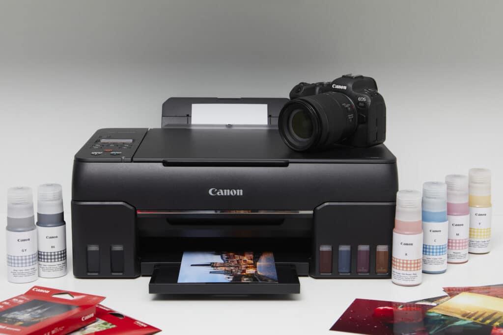 Stampanti MegaTank Canon PIXMA G650 multifunzione