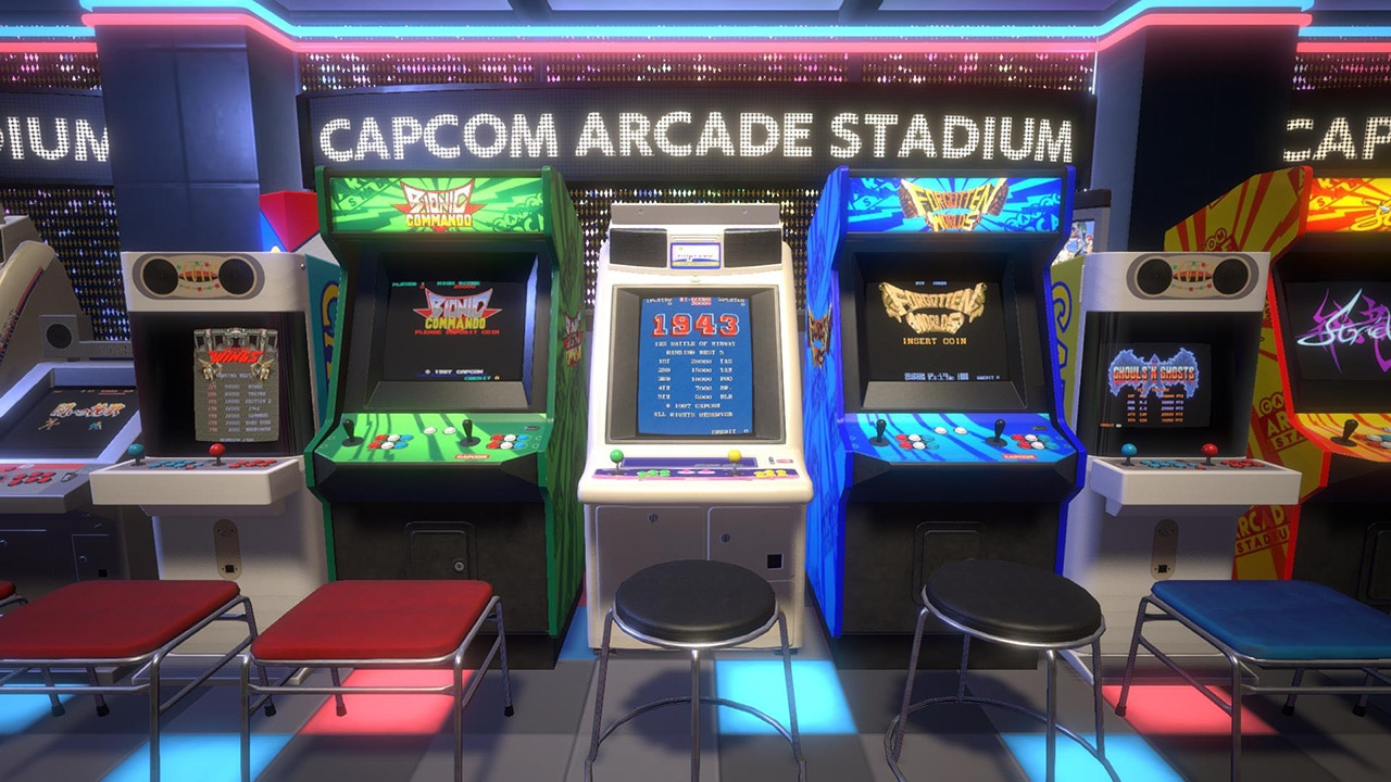 Capcom Arcade Stadium sta per arrivare su Ps4, Xbox One e PC thumbnail