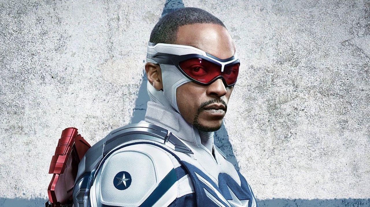Il nuovo Captain America arriva finalmente su Twitter thumbnail