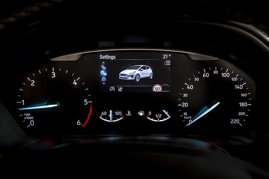 Contagiri Ford Fiesta 1.5 TDCi