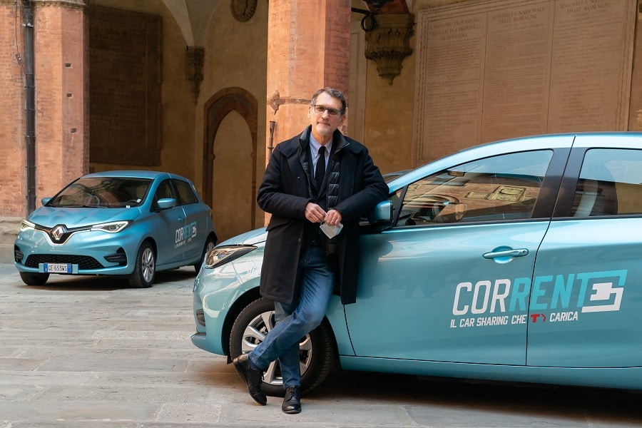 Corrente Car Sharing sindaco
