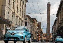 Corrente car sharing Bologna