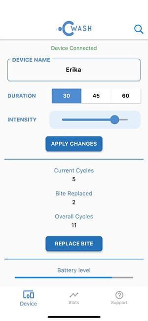 Cwash recensione app