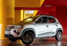 Dacia Spring snapchat copertina