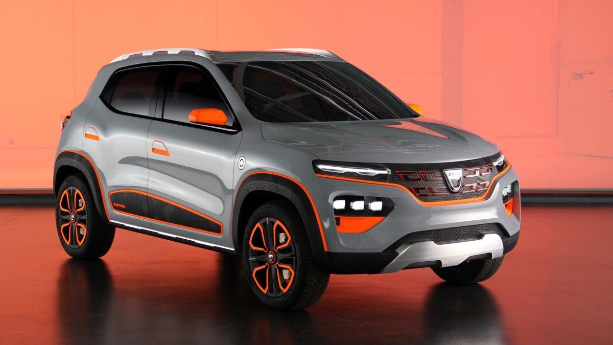 Dacia Spring: l'elettrica da meno di 10.000 euro sta arrivando thumbnail