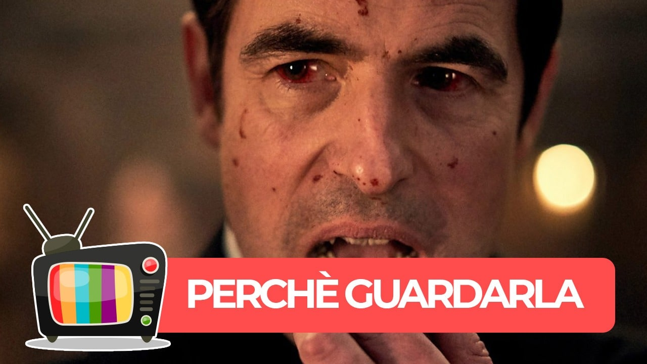 Dracula, un conte alternativo - Perché guardarla? thumbnail