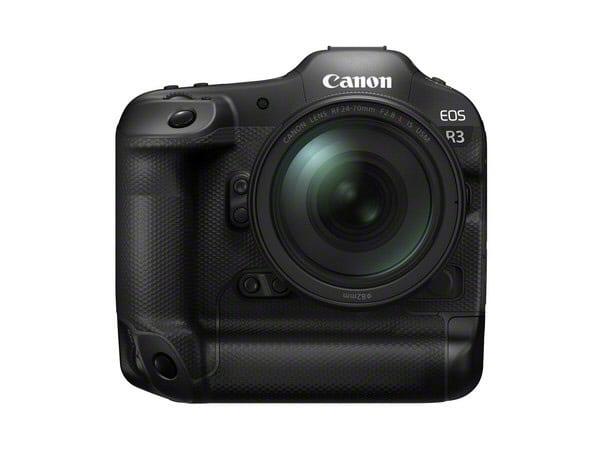 La nuova Canon EOS R3