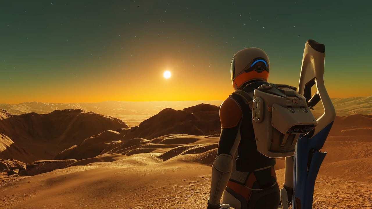 Elite Dangerous Odyssey entra nella terza fase dell'alpha: focus sull'esplorazione thumbnail