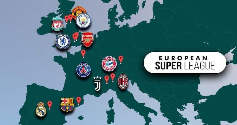 lega europea calcio