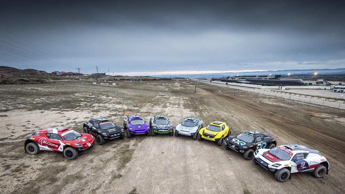 Extreme E: il campionato di SUV elettrici è pronto a partire thumbnail