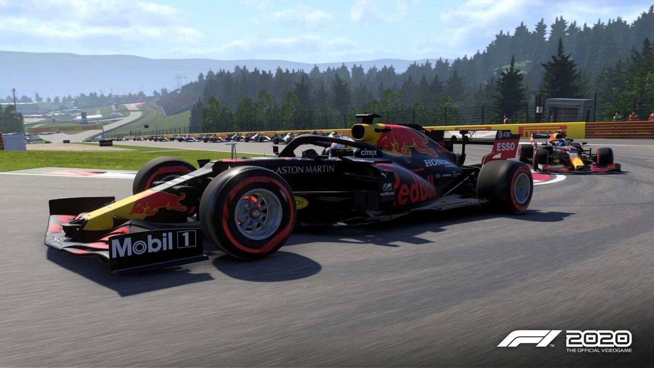 Arriva F1 2021, il nuovo racing game di Electronic Arts thumbnail