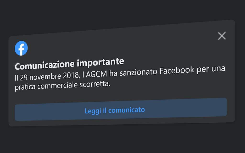 Facebook ACGM