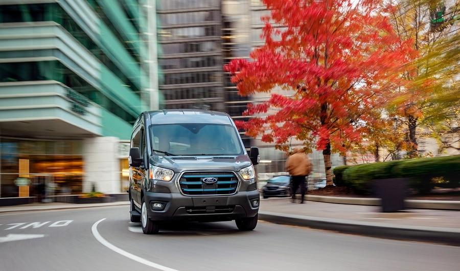 Ford Ion Park e-transit