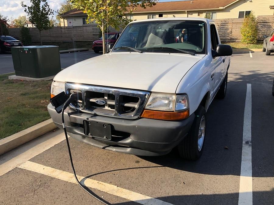 Ford Ion Park ranger EV